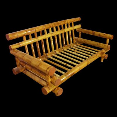 BAMBOO COUCH